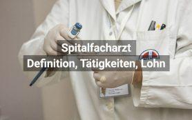 Spitalfacharzt Schweiz