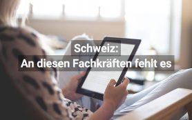 Fachkräftemangel Schweiz