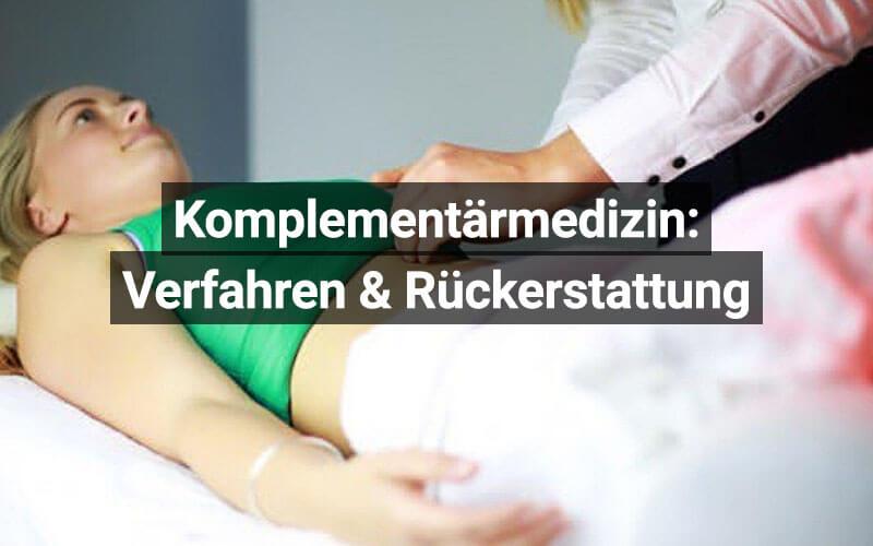 Komplementärmedizin Schweiz