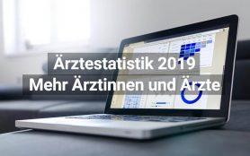 Ärztestatistik Schweiz 2019