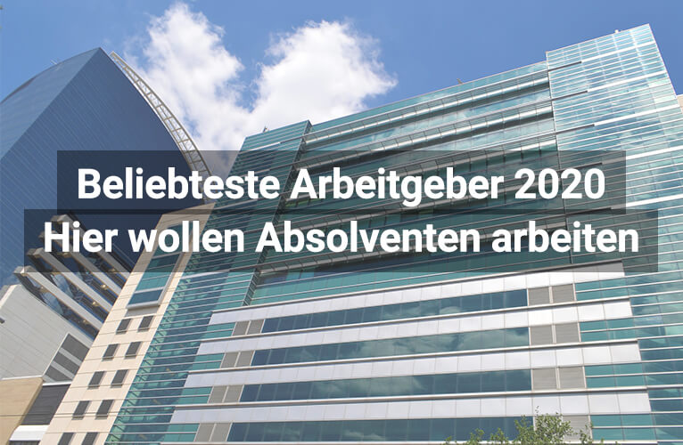 Top Arbeitgeber Für Absolventen Schweiz 2020