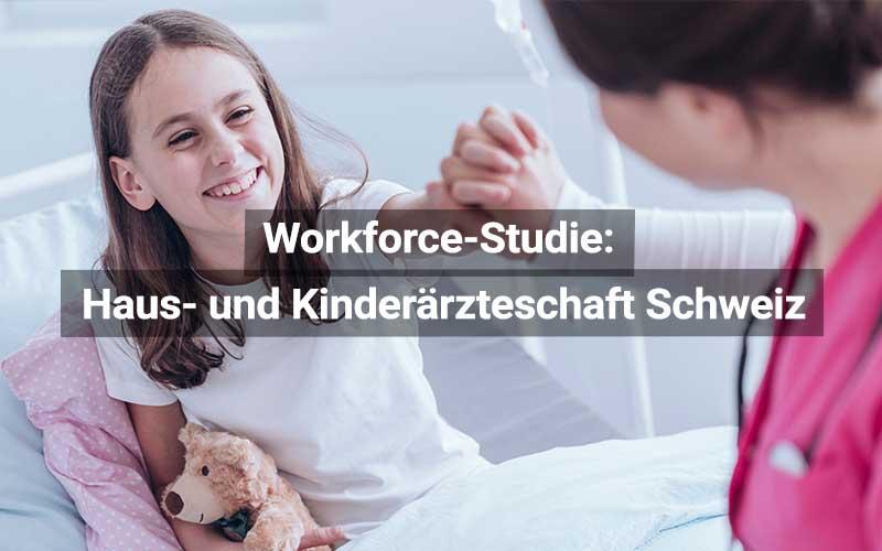 Workforce Studie Der Schweizer Haus Und Kinderärzteschaft