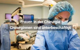 Chirurginnen Weniger Komplexe Operationen
