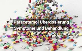 Paracetamol Überdosierung
