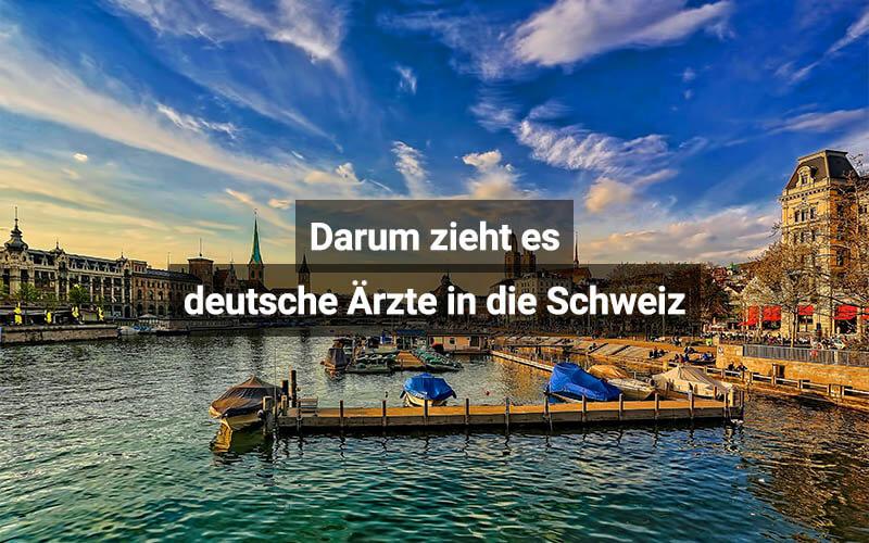 Deutsche Ärzte In Der Schweiz