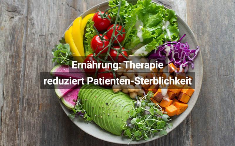 Ernährung Therapie Studie