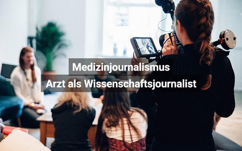 Medizinjournalismus