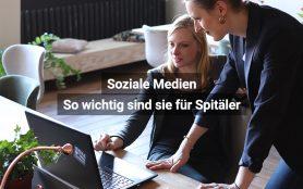Soziale Medien Wichtig Für Spitäler