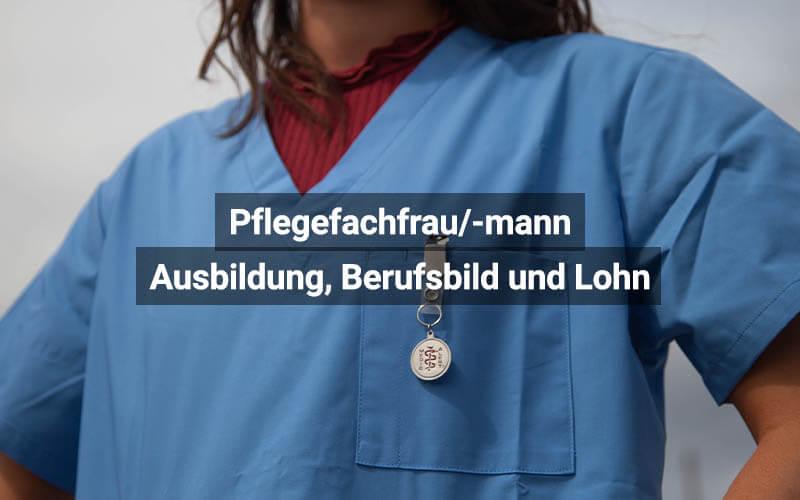 Pflegefachfrau Schweiz