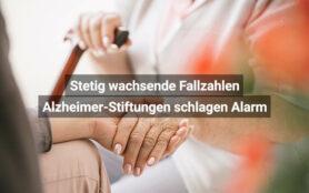 Stetig Wachsende Fallzahlen Alzheimer Stiftungen Schlagen Alarm